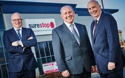 Bracebridge Corporate Finance advises on sale of Surestop to Polypipe Group plc