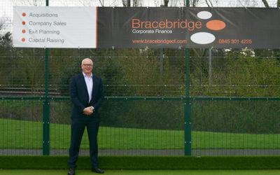 Bracebridge Corporate Finance becomes a Corporate Partner of Bishop Vesey's Grammar School