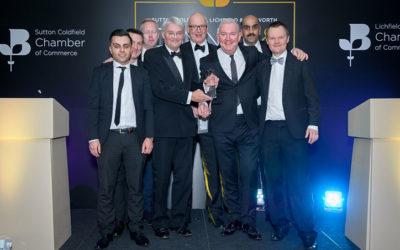 Bracebridge Corporate Finance sponsors Business of the Year Award