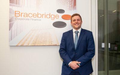 Bracebridge Corporate Finance appoints analyst as deal flow increases